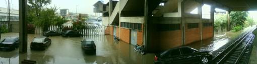Enchente em Osasco