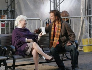Eloise Hawking e Desmond