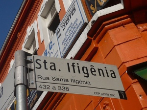 Sta Ifigênia, o lar do Caos e da Miscigenação