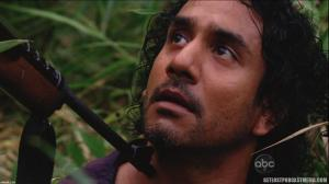 Sayid. Put your hands up in the air!