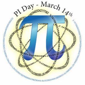 03/14 Dia do Pi