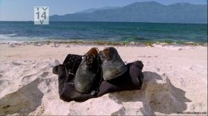 Os sapatos de Locke