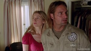 Sawyer e Juliet em apuros!