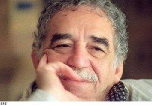 Gabriel García Márquez. Gabo.