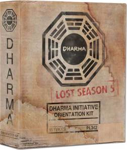 Dharma Initiative Orientation Kit
